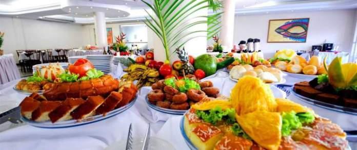 Nauticomar All Inclusive Hotel & Beach Club é uma opção de hotéis e resorts all inclusive em Porto Seguro 2