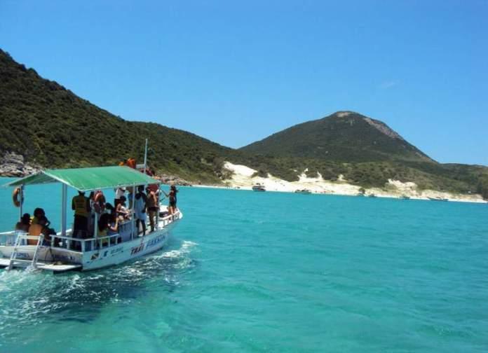 Passeio de Barco Arraial do Cabo