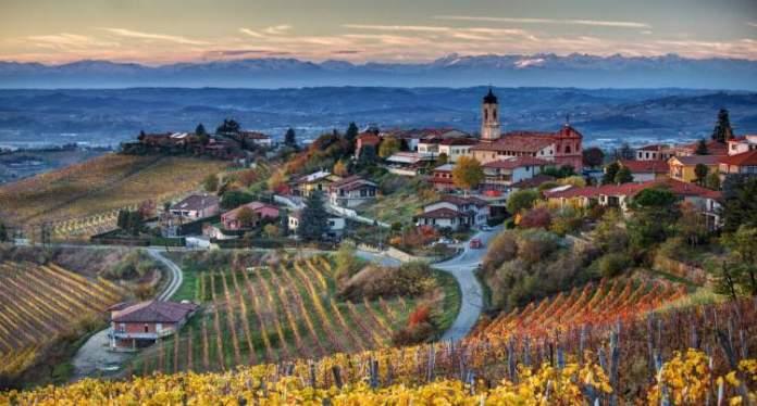 Piemonte na Itália
