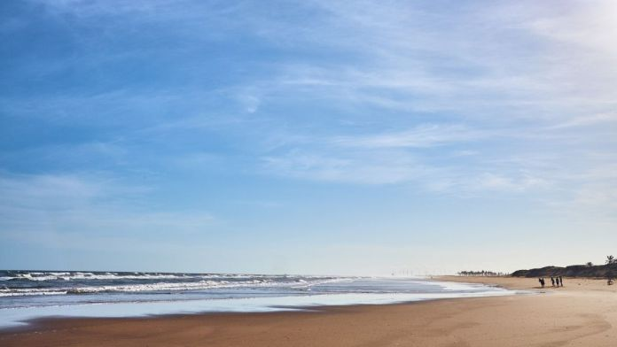 Praia de Pirambu, Aracaju, Sergipe