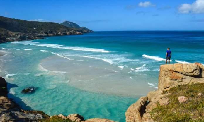 Praia Brava é uma das melhores Praias de Arraial do Cabo