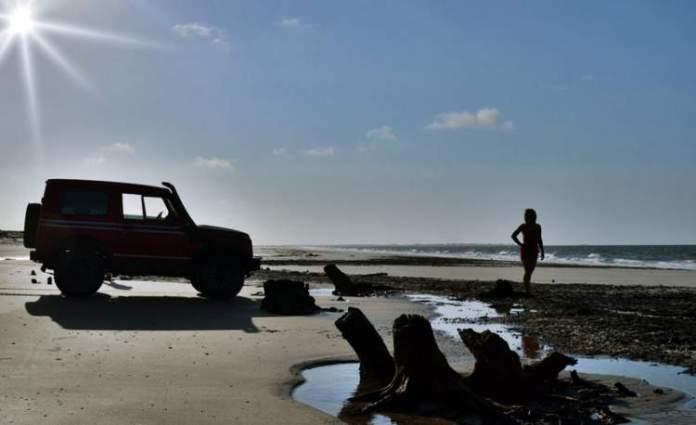 Praia do Amor, Tutóia é uma das melhores praias do Maranhão 1