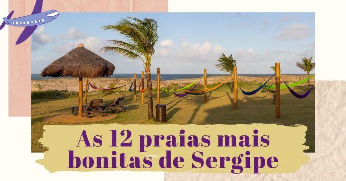Praias mais bonitas de Sergipe
