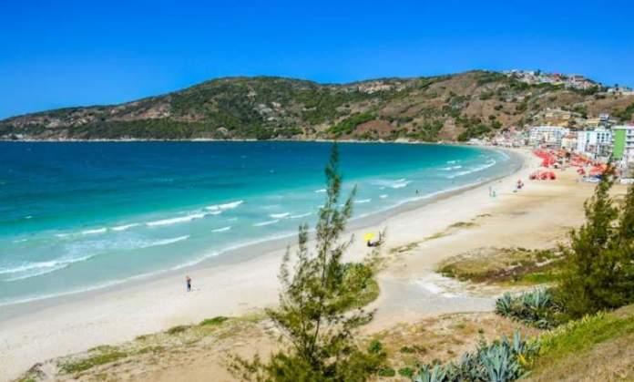Prainha é uma das melhores Praias de Arraial do Cabo