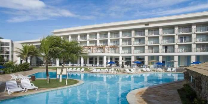 Prodigy Beach Resort Marupiara é um dos resorts de Porto de Galinhas