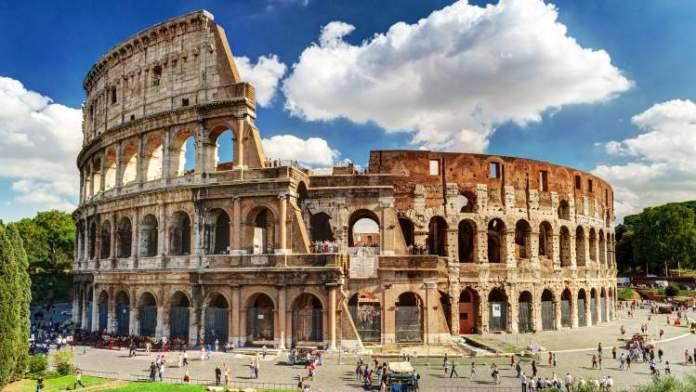 Roma na Itália
