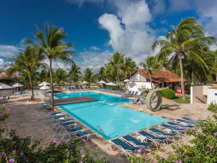 Serrambi Resort é um dos resorts de Porto de Galinhas