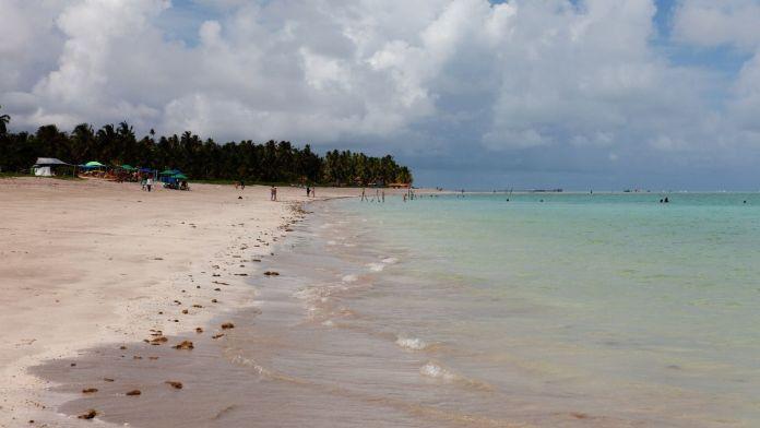 Conhecer a praia de Antunes é ter certeza que Alagoas é o Caribe brasileiro.