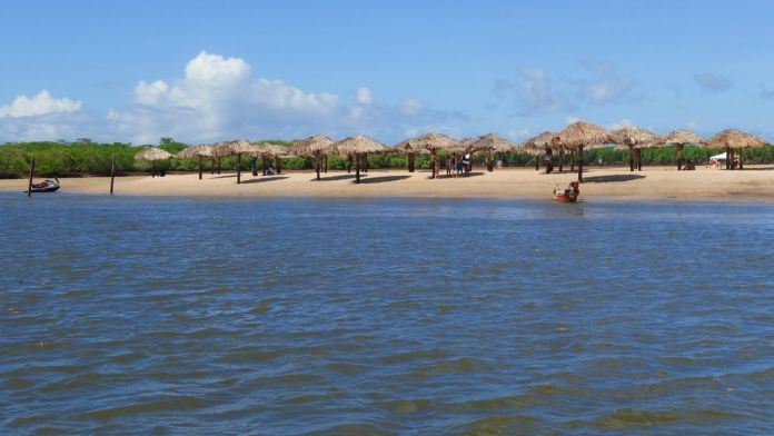 Ilha dos Namorados, Aracaju, Sergipe