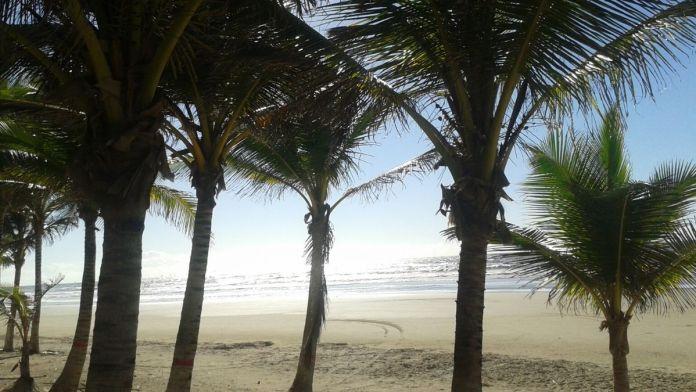Praia do Refúgio, Aracaju.