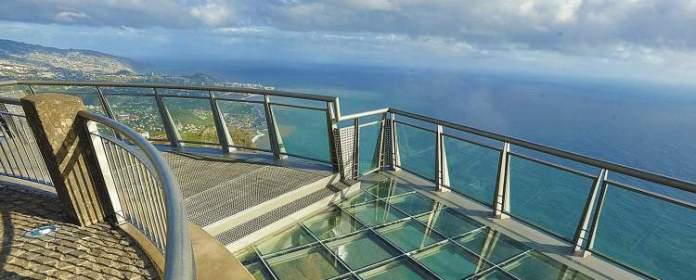 Cabo Girão na Ilha da Madeira