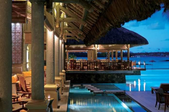 Constance Le Prince Maurice (Ilhas Maurício) é um dos hotéis flutuantes ao redor do mundo