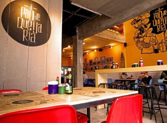 A Pão de Queijaria é um dos restaurantes para você fazer o melhor tour gastronômico de Belo Horizonte