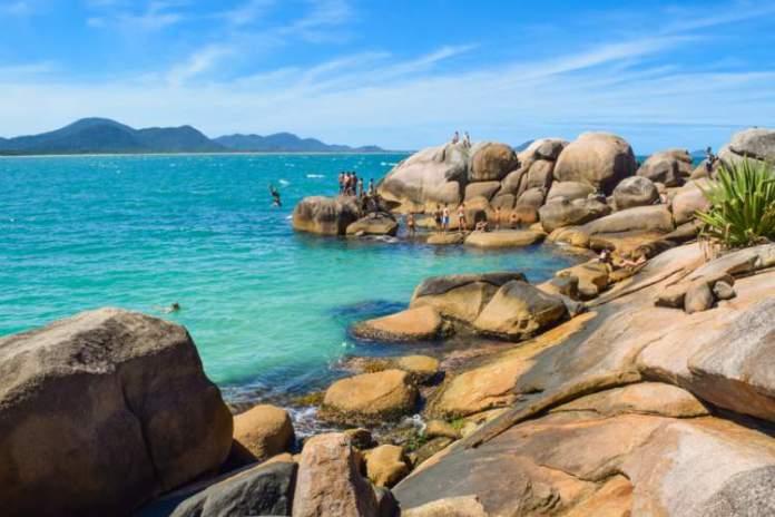 Barra da Lagoa é um dos pontos turísticos em Florianópolis