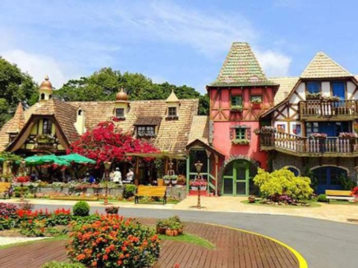 Blumenau – SC é um dos lugares no Brasil com cara de Europa