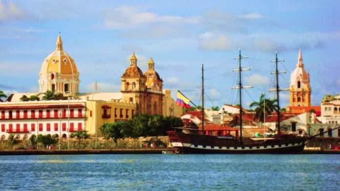 Cartagena das Índias (Colômbia) é um dos destinos surreais na América Latina
