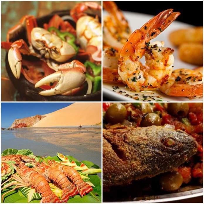 Degustar os melhores frutos do mar em Fortaleza