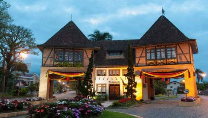 Pomerode – SC é um dos lugares no Brasil com cara de Europa