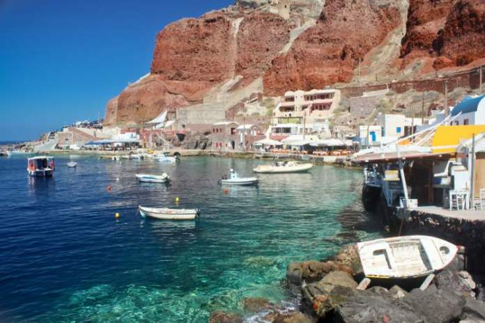 Santorini Passeios tranquilos