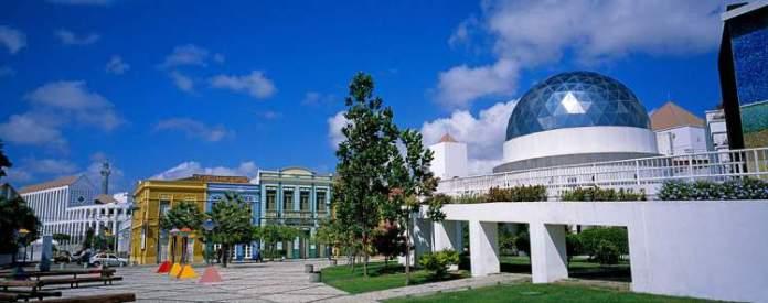 Visitar o Centro Cultural Dragão do Mar de Arte e Cultura em Fortaleza