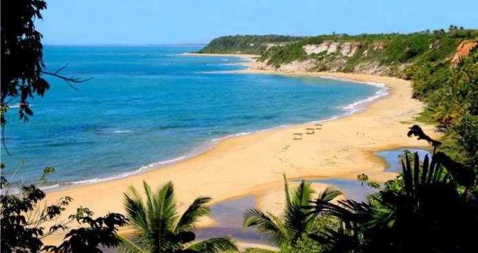 dias perfeitos em Porto Seguro Trancoso Praia do Espelho