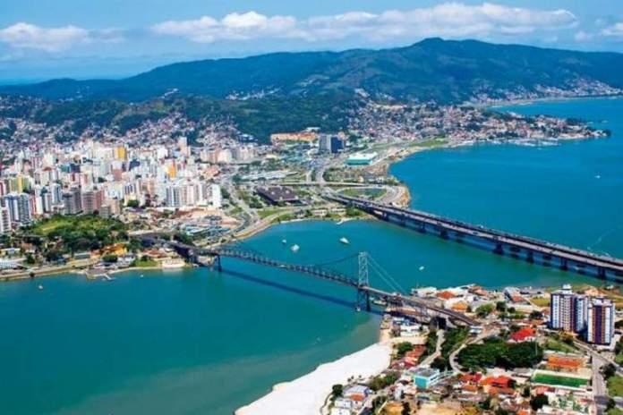 Florianópolis é um dos Melhores destinos de férias no Brasil
