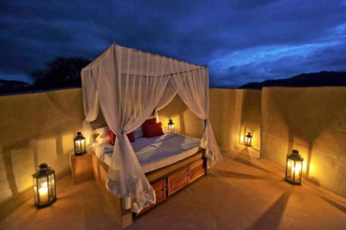 Ol Donyo Lodge é um dos hotéis de selva