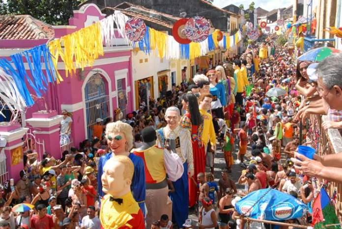 Olinda é um dos Melhores destinos de férias no Brasil