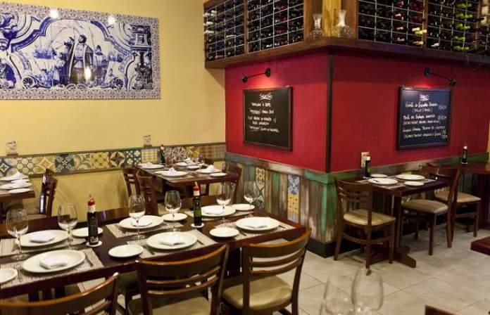 Alfaia Restaurante é uma das dicas de o que fazer a noite no Rio de Janeiro