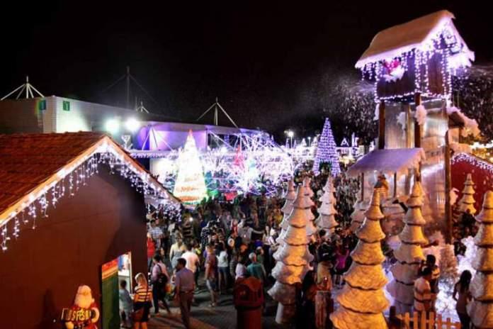 Blumenau é um dos melhores destinos para passar o Natal no Brasil
