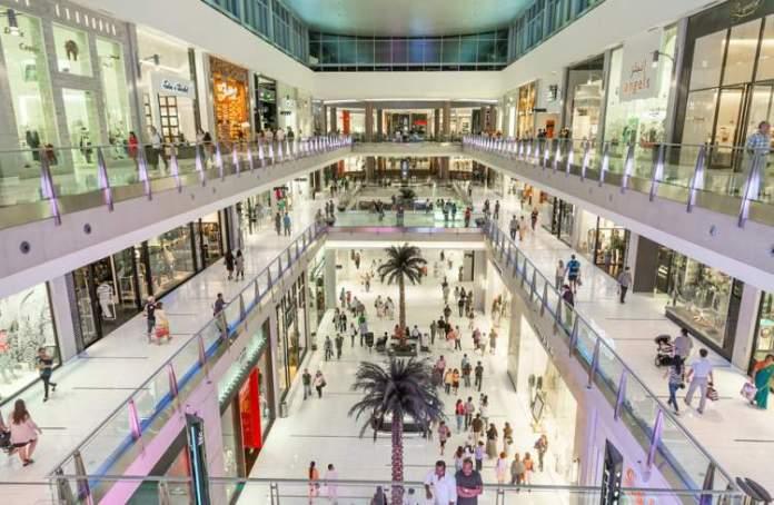 Dubai Mall é uma das principais atrações turísticas em Dubai