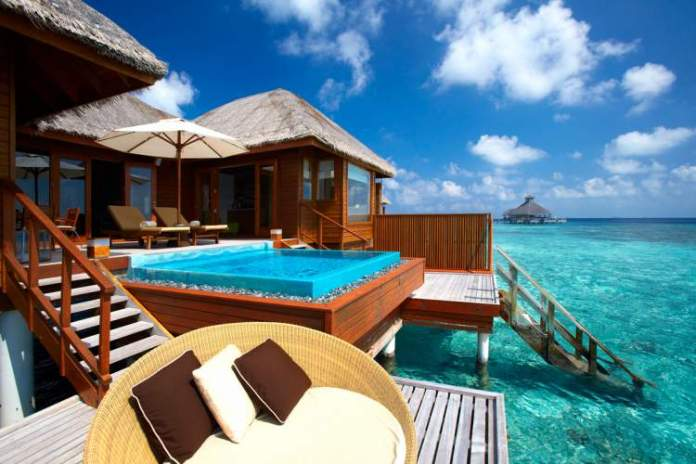 hotéis mais românticos do mundo em Tahiti