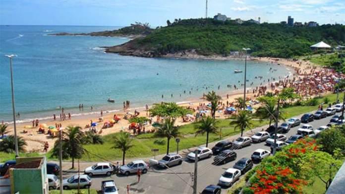 Bacutia é uma das praias do Espírito Santo