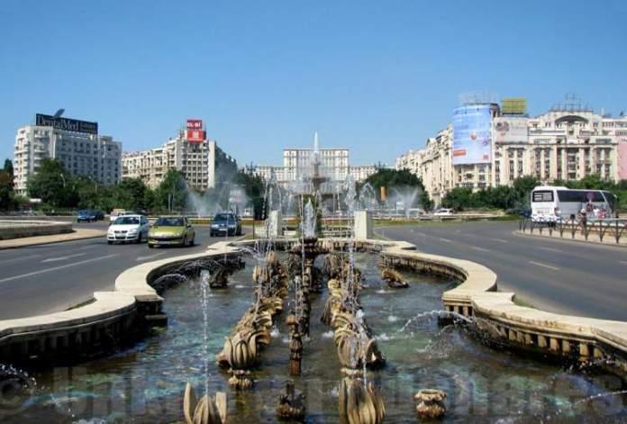 Bucareste na Romênia é uma das cidades mais baratas para turistas visitarem