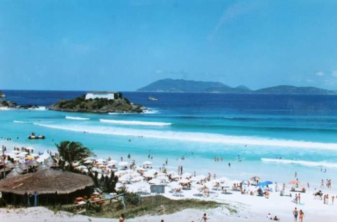 Cabo Frio no Rio de Janeiro é um dos melhores destinos para viajar em dezembro