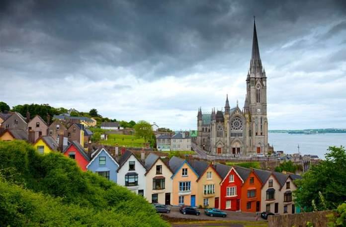 Cork é um doslugares mágicos da Irlanda
