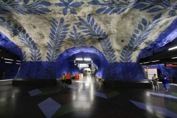 Estocolmo na Suécia é uma das cidades mais tecnológicas e modernas do planeta