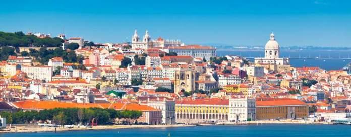 Lisboa em Portugal é um dos destinos para viajar na Europa em 2018
