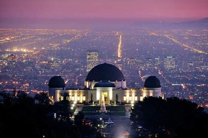 Los Angeles nos EUA é uma das cidades mais tecnológicas e modernas do planeta