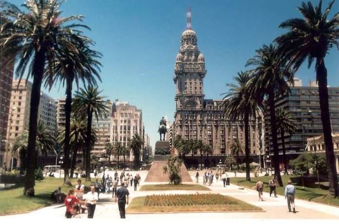 Montevidéu no Uruguai é um dos melhores destinos para viajar em dezembro