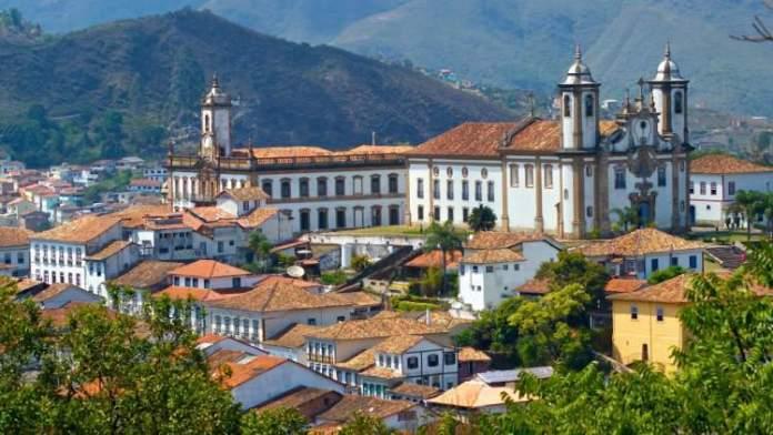 Ouro Preto é um dos destinos mais românticos em Minas Gerais