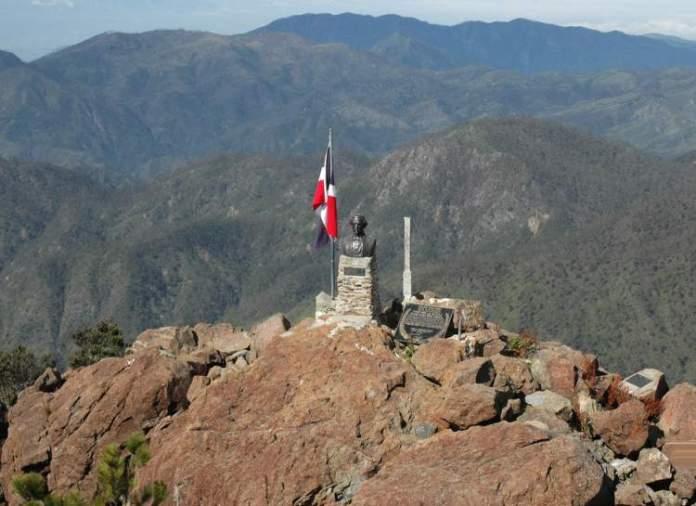 Pico Duarte na República Dominicana