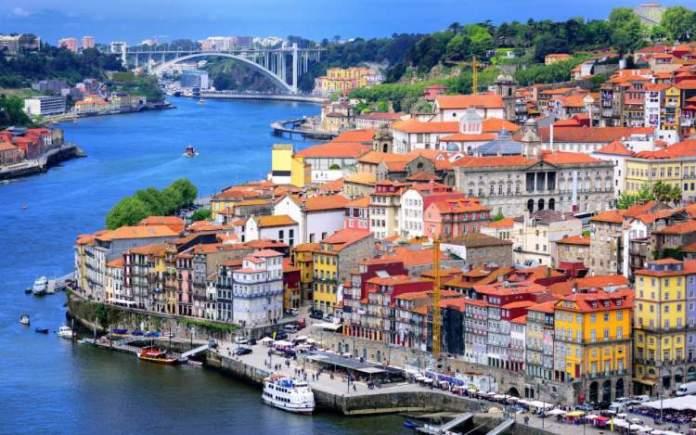 Porto em Portugal é uma das cidades mais baratas para turistas visitarem
