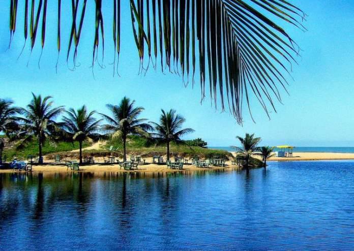 Praia do Siri é uma das praias do Espírito Santo