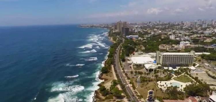 Santo Domingo na República Dominicana