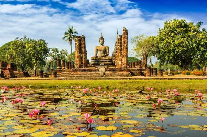 melhor época para viajar para Tailândia clima