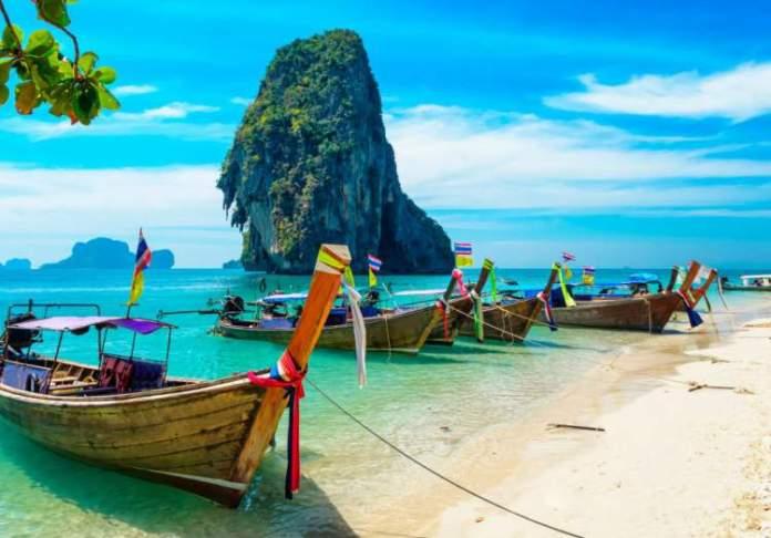 melhor época para viajar para Tailândia inicio