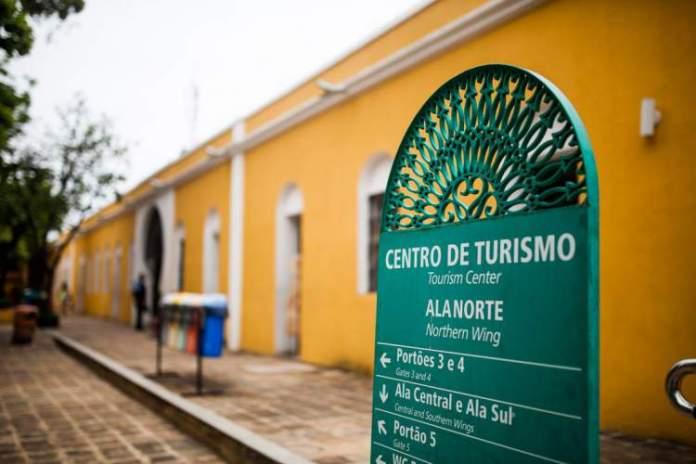Centro de Turismo é um dos Lugares incríveis em Fortaleza