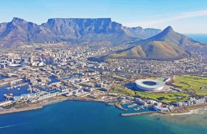 Cidade do Cabo é um dos melhores lugares para viajar a dois