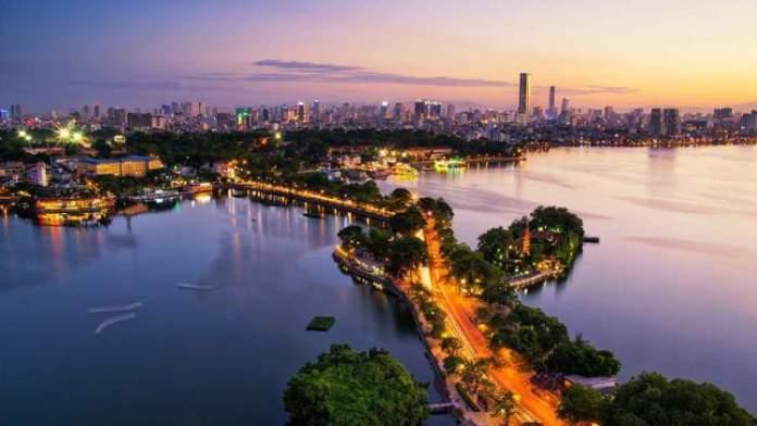 Hanoí é um dos destinos internacionais mais baratos para viajar